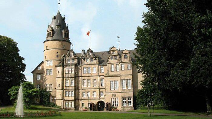 Fürstliche Residenzschloss Detmold